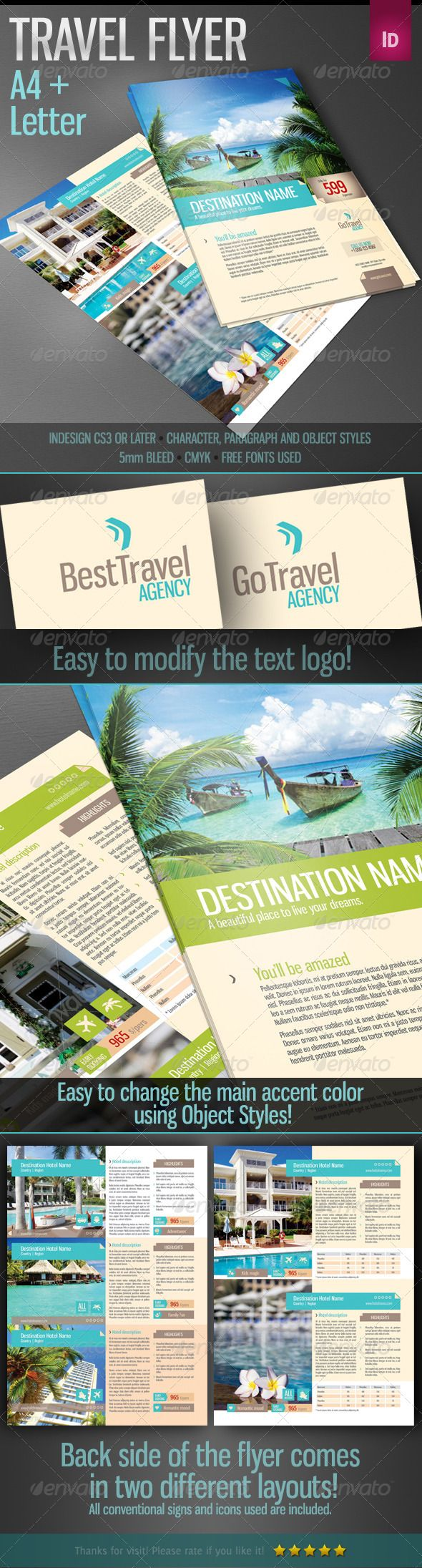 tourism brochure templates - 138 best tourism travel layout images on pinterest