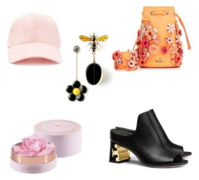 """favorite this week"" by viennaelgiva on Polyvore featuring Forever 21, Tory Burch and Marina Hoermanseder"