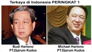 10 richest people in Indonesia