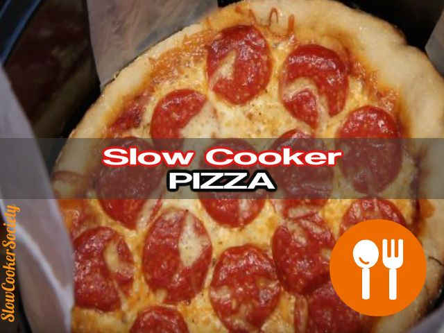 SHARE THIS WITH YOUR FRIENDS NOW!!0200It's Been Confirmed! Your Crock Pot Will Cook A Delicious Pizza! Most of us believe that a Crock-Pot can only handle dishes that require long and slow cooking. Last time I prepared pizza or spaghetti sauce in the slow cooker, my kids asked why not cooking a pizza in it… …