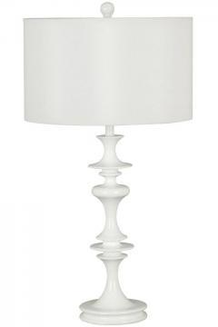 White Table Lamp  Bedroom?