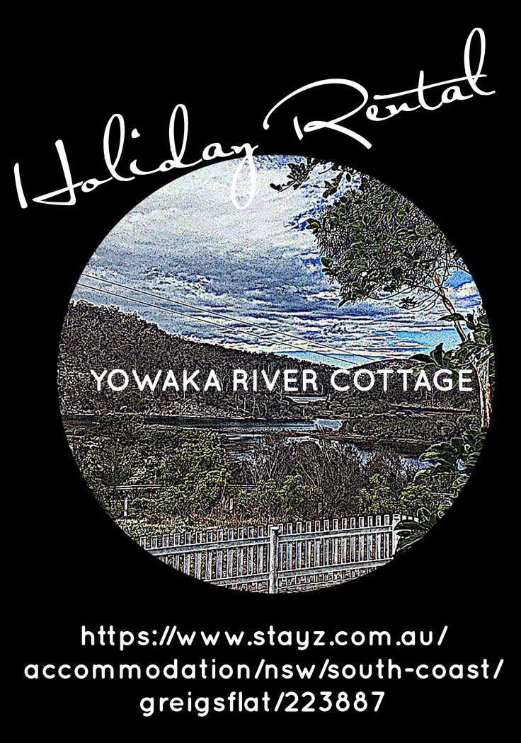 Yowaka River Cottage Holiday Accommodation Pambula NSW Australia