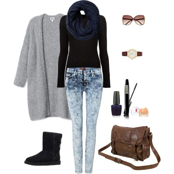 Cloudy Day Outfit