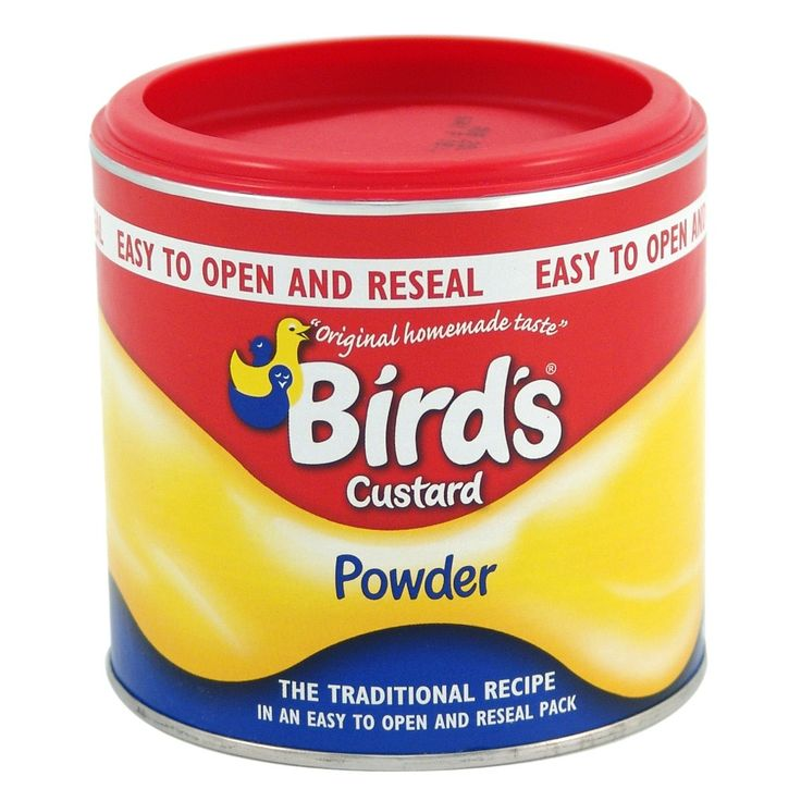 Bird's Custard Powder - 10.5oz (300g)