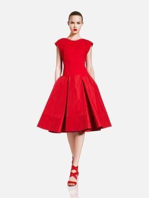 .pretty dress for Christmas
