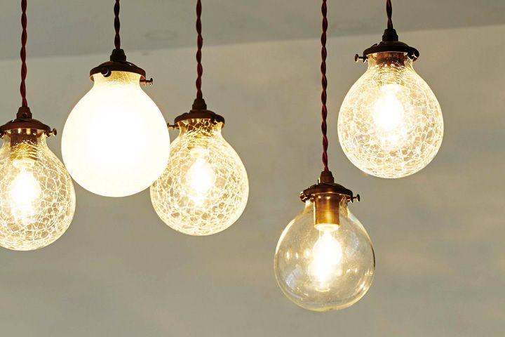 レトロガラスペンダントライトMarweles 照明器具の通販専門店CROIX