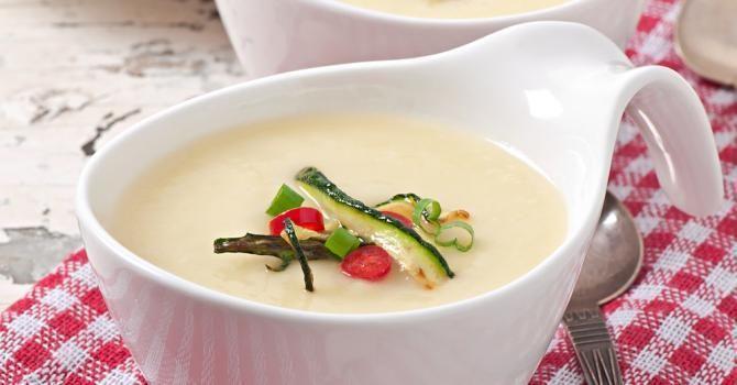15 recettes de soupes allégées au thermomix