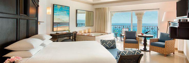Ocean View Suite at Hyatt Zilara Cancun #HyattAllIn