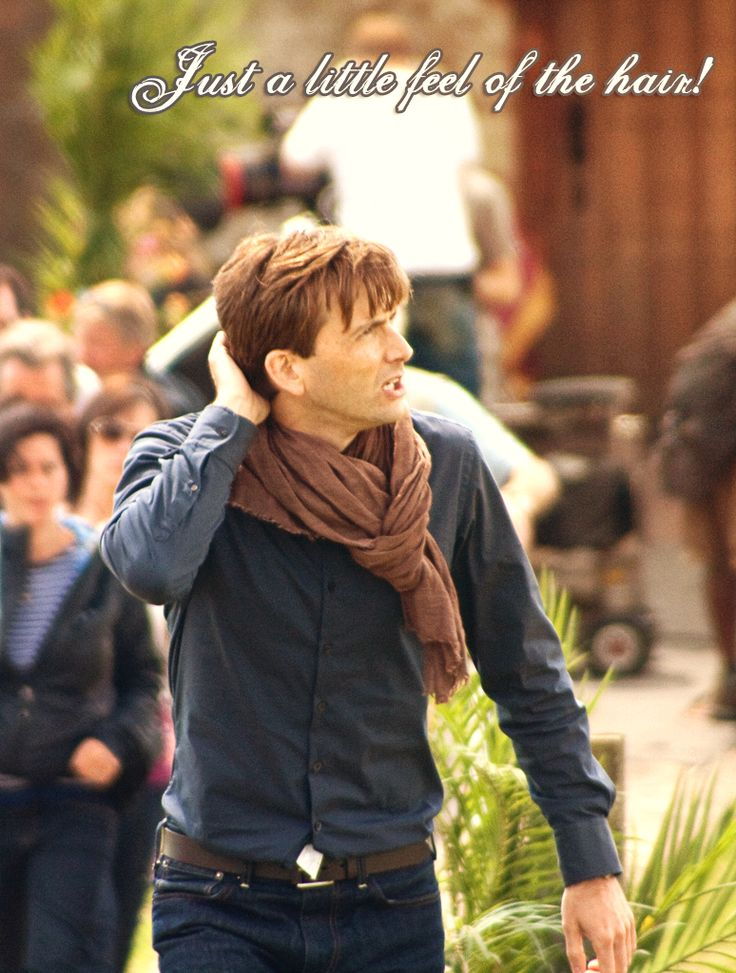 The totally gorgeous James Arber, AKA David Tennant - The Decoy Bride... It was also an underrated RomCom!