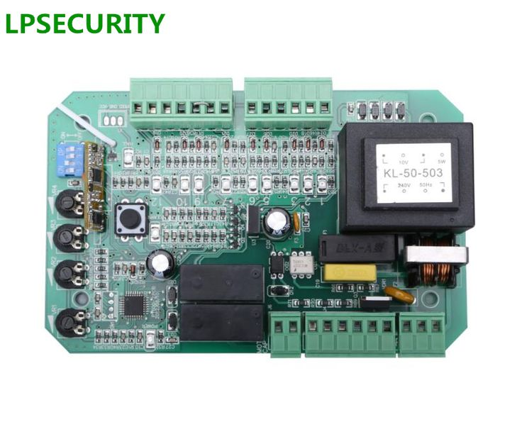 LPSECURITY Sliding Gate Opener Motor PCB Controller Circuit Board Electronic Card PY600AC Soft Start (remote Control Optional) -  Cheap Product is Available. This Online shop provide the best deals of finest and low cost which integrated super save shipping for LPSECURITY sliding gate opener motor PCB controller circuit board electronic card PY600AC soft start (remote control optional) or any product promotions.  I hope you are very happy To be Get LPSECURITY sliding gate opener motor PCB…
