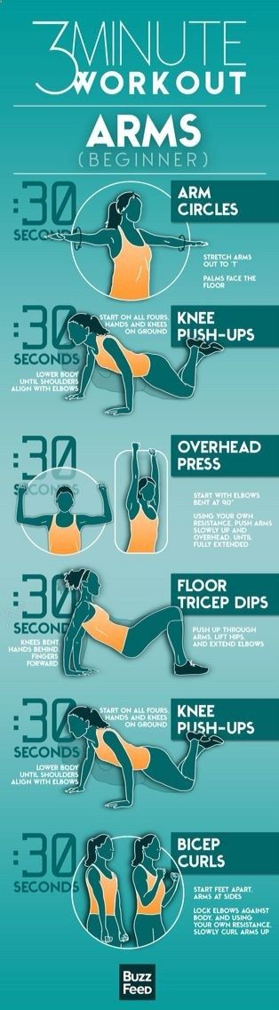 3 minute arm workout! - Use the Get Your Sexy Back MEAL PLAN to lose weight. Stop guessing and get sexy! ---> dawnali.com/... #dawnali Dawn Ali