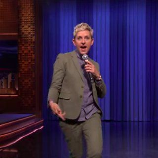 Pin for Later: Ellen DeGeneres Completely Owns Jimmy Fallon in a Truly Amazing Lip Sync Battle