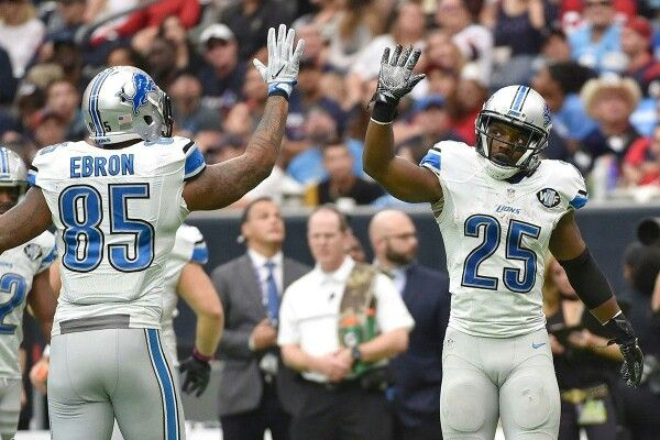 Ebron and Riddick | Many fans have long called for the firing of Lions head coach Jim Caldwell after countless poor in game decisions. And after today's performance, it's impossible to argue. Detroit Lions end 3 game win streak, fall to Texans 20-13