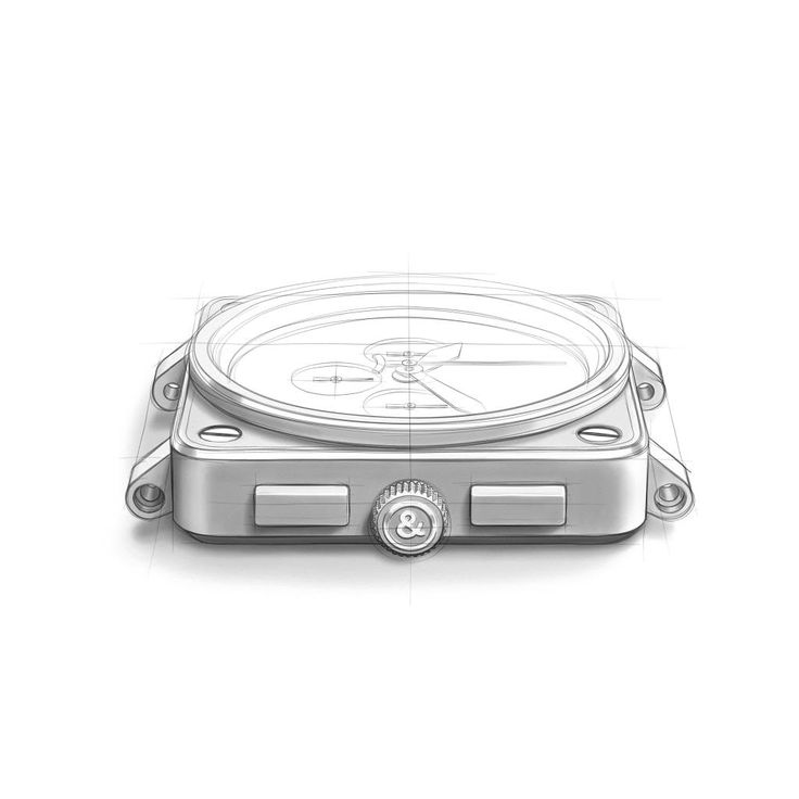 Sketch Style - watch