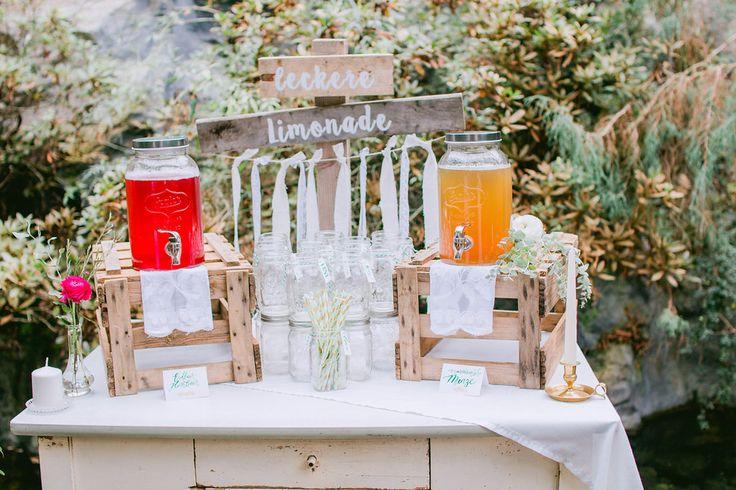 Hochzeitstrends 2017: Greenery und Grüne Hochzeiten bis zu Drip Cakes | Hochzeitsblog The Little Wedding Corner