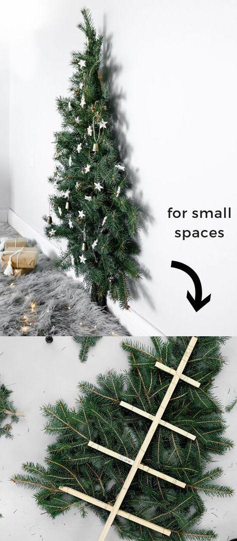 Schöne und verschiedene Weihnachtsbäume – #Different #Christmas #Christmas