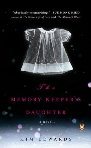 The Memory Keeper's Daughter  by Kim Edwards. On a winter night in 1964, Dr. David Henry is forced by a blizzard to deliver his own twins. His son, born first, is perfectly healthy. Yet when his daughter is born, he sees immediately that she has Down's Syndrome. Rationalizing it as a need to protect Norah, his wife, he makes a split-second decision that will alter all of their lives forever. He asks his nurse to take the baby away to an institution and never to reveal the secret. But…
