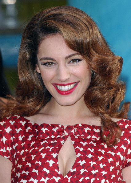 cool Kelly Brook Hair Color 2017, Hairstyle Images