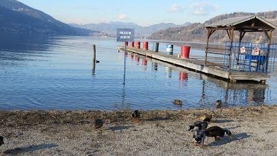 Trentatre'Trentini33人のトレント人: 1月編 カルドナッツォ湖 #Caldonazzo