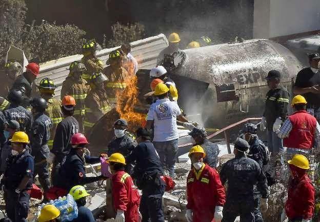Explosión en Hospital Materno-Infantil de Cuajimalpa, catastrófica por ausencia de medidas de seguridad