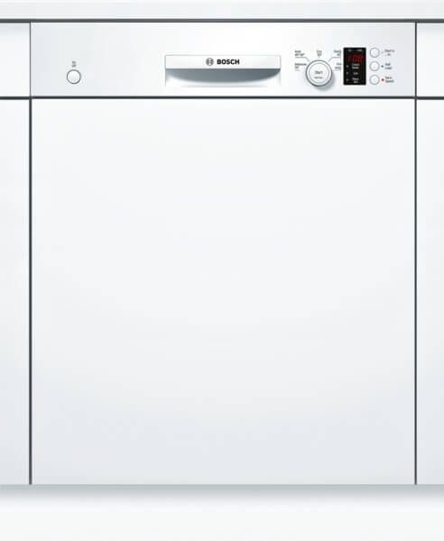 Bosch SMI50C12GB Standard Semi Integrated Dishwashers