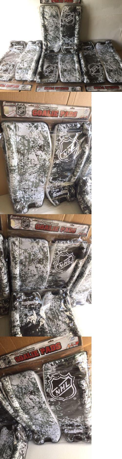 Leg Pads 79764: Street Hockey Goalie Pads, (Gp 1200 Jr-27In/68.5Cm) -> BUY IT NOW ONLY: $50 on eBay!