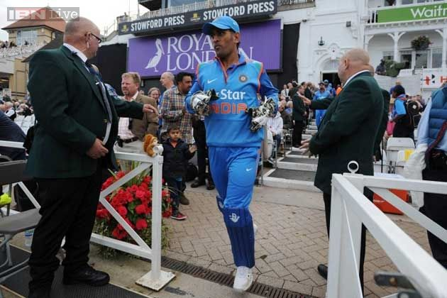 MSD Becomes Most Successful India ODI Captain: http://coppyblogs.blogspot.in/2014/09/ms-dhoni-becomes-most-successful-india.html