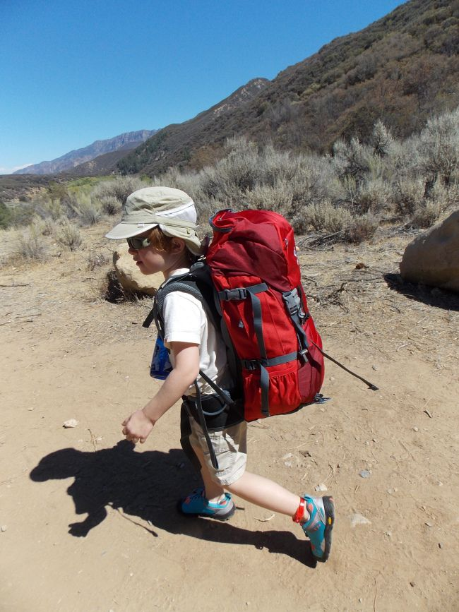 10 Tips to Make Your Kid's First Backpacking Trip a Great Adventure!