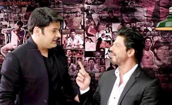 Koffee with Karan: Kapil Sharma gatecrashed into Shah Rukh Khan's house, Gauri Khan caught him