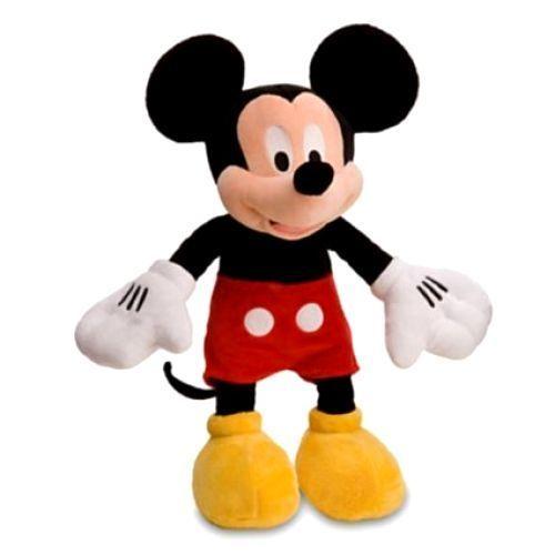 Disney Mickey Mouse Plush Toy -- 17''  #Disney