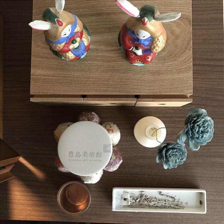 #豊島美術館 #北京兔爺