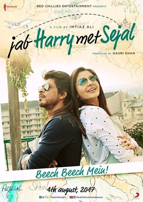 Jab Harry met Sejal (2017) Full Movie Streaming HD