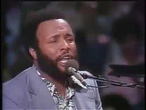 """Through It All Andrae Crouch - """"If I'd never had a problem, I'd never know that God could solve them, I'd never know what faith and the word of God could do"""""""