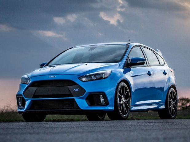 Ford Focus RS von Tuner Hennessey! #ford #focus #rs #kompaktklasse #tuning #hennessey #power