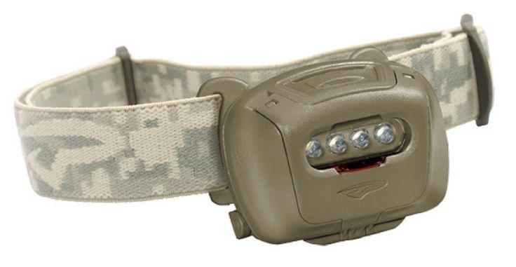 Helmlampe Princeton Tec QUAD TACTICAL MPLS