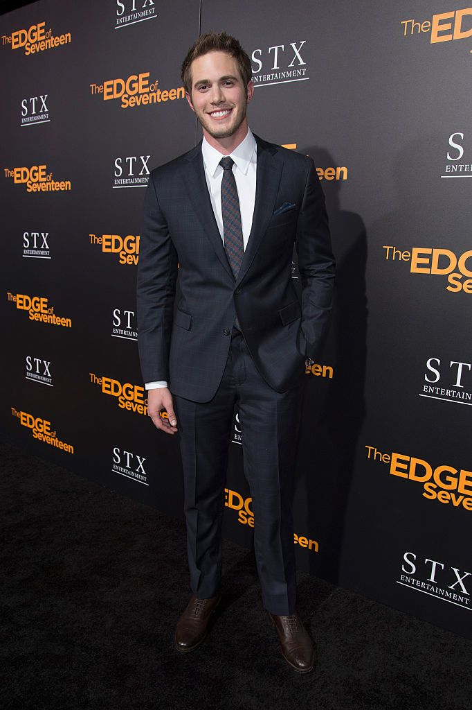 Actor Blake Jenner Attends A Screening Of The Edge Of Seventeen At Blake Jenner Actors Jenner