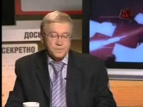 """Пётр Гаряев. """"Совершенно секретно"""" Биология молодости"""