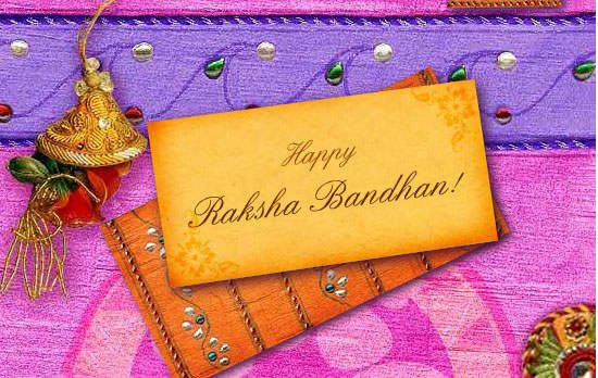 Happy Raksha Bandhan Greetings Cards - You can share these rakhi greeting cards with your siblings. Hope rakhi festival brings joy n happiness - festchacha.com
