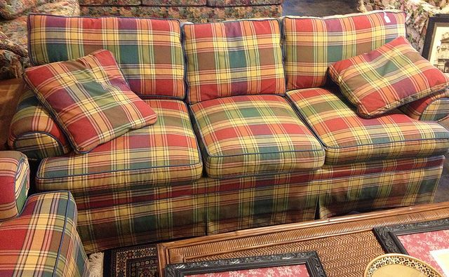 8 Best Plaid And Floral Home Decor Images On Pinterest