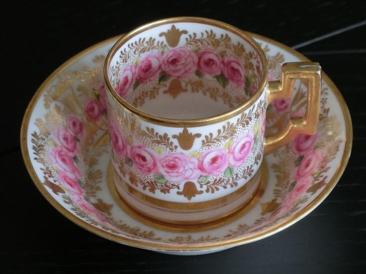 GOODE Spode Copelands UK 1800s | Tea Cups: United Kingdom | Pintere ...