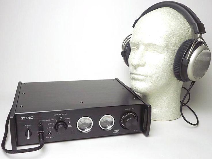 [拡大画像]【レビュー】A4サイズのDACアンプでヘッドフォンとスピーカーに確かな音。TEAC「AI-503」(1/18) - AV Watch