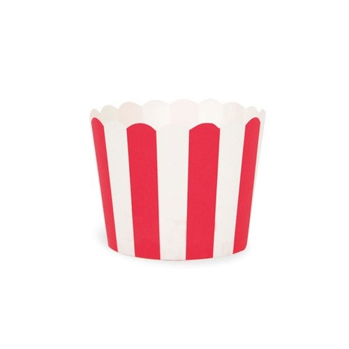 Bold Stripes Baking Cups by Beau-coup
