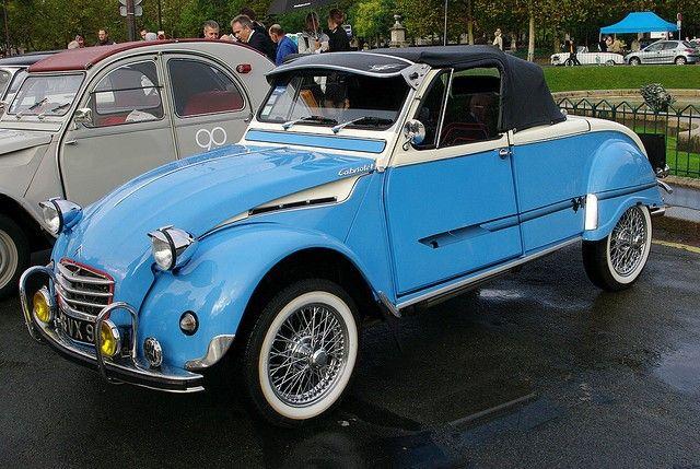 Citroen 2CV Cabriolet