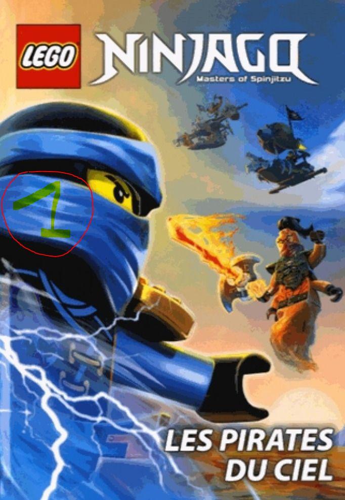 LEGO Ninjago, Les maîtres du Spinjitzu - Saison 6 - Les pirates du ciel 1 - DVD