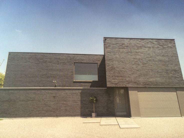35 beste afbeeldingen over moderne bouwstijl op pinterest ramen tuin en villa 39 s - Eetzaal grijze moderne ...