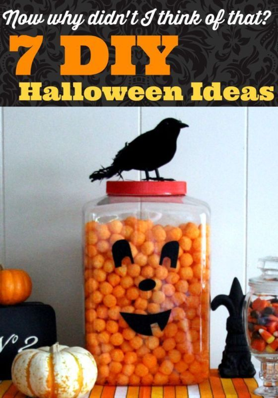 643 best Halloween images on Pinterest DIY, Candies and Caramel - halloween craft decorations