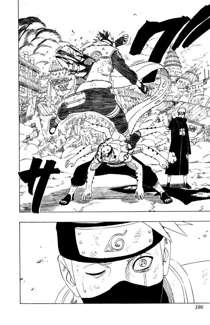 Naruto Manga 422 Español Online HD Descargar Gratis