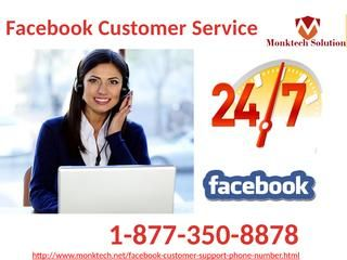 24 days of Christmas offers on Facebook Customer Service 1-877-350-8878 Hey, guys are you listening? We are offering the 24 days of Christmas offers on Facebook Customer Service. So, don't miss this chance and grab our services by calling at our toll-free number 1-877-350-8878 as soon as possible. Here, our tech geeks will offer you the best services at an affordable cost. Click here http://www.monktech.net/facebook-customer-support-phone-number.html for more offers.