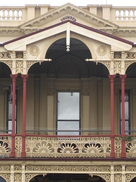 The Alexandra Tea Rooms – Lydiard Street, Ballarat