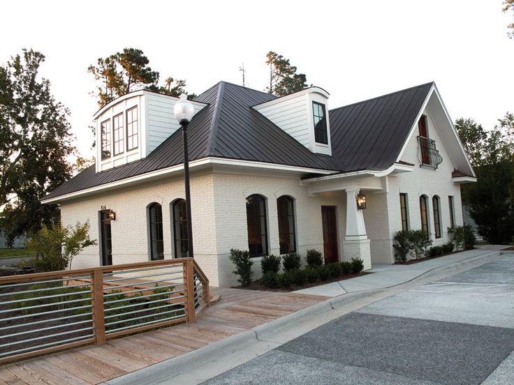 Dr stephanie gray hackney dental office design for Office design exterior